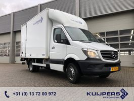 closed lcv Mercedes-Benz Sprinter 516 CDI / City box / Laadklep 1000 kg 2017