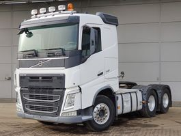 cab over engine Volvo FH 540 6x4 Hydro / Leasing 2014