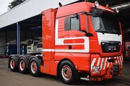 heavy duty tractorhead MAN TGX 41.540 160 / 180 Ton, WSK, Hydraulik, 8x4, Retarder, Truckcenter Apeldoorn 2012