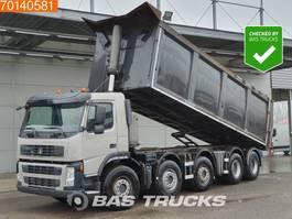 tipper truck > 7.5 t Terberg FM 2850 10X4 VEB+ Big-Axle Lift/Lenkachse Euro 5 2010