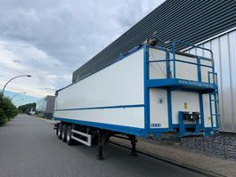 Riemen Auflieger Pacton T3-018 bandlosser 5850 kg apk FOR SALE or FOR RENT 2007