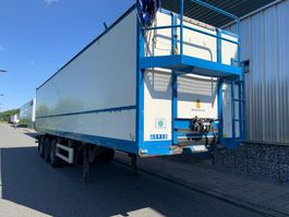 Riemen Auflieger Pacton T3-018 bandlosser 5850 kg apk FOR SALE or FOR RENT 2009