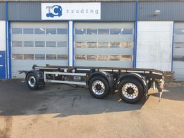 container chassis trailer GS AIC-2700 N 2017
