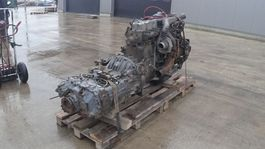 Engine truck part DAF 95 ATI 360 (6 CYLINDER ENGINE WITH MANUAL PUMP AND GEARBOX) 1992