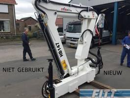 loader crane HYVA 14 t/m kraan