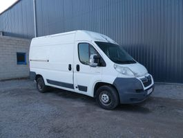 closed lcv Citroën Jumper JUMPER 3.0 L2H1 HDI 100 2007