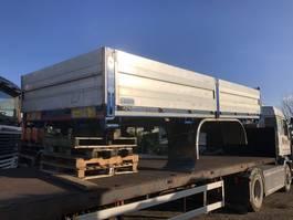 loading tray truck part Volvo Laadbak met alu zijborden 2000