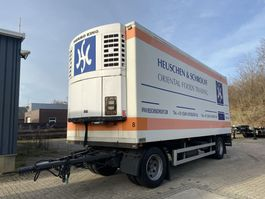 refrigerated trailer Pacton AXZ 220 met Thermoking 1999