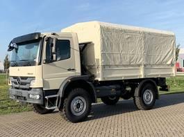 tilt truck Mercedes-Benz Atego 1317-A 4x4 - Euro 2 - Personnel Carrier - NEW