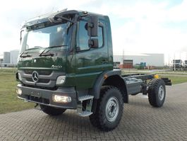 chassis cab truck Mercedes-Benz Atego 1317-A 4x4 - Euro 2 - Chassis Cabine - RHD - NEW