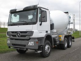 Betonmischer-LKW Mercedes-Benz 3332-B 6x4 - Euro 3 - 8m3 Sany Concrete Mixer - NEW