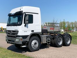andere SZM Mercedes-Benz Actros 3848-S 6x4 - Euro 2 - Tractor Head - NEW