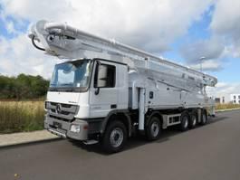 concrete pump truck Mercedes-Benz Actros 5050-K 10x4 -Euro 3 - S58SX Schwing Concrete Pump - NEW