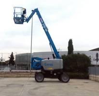 articulated boom lift wheeled Genie Z-62/40 2021