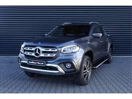 pickup lcv Mercedes-Benz X-klasse 250 d 4-MATIC Power BE koppeling - DAB - Privacy 2020