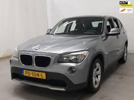 suv car BMW X1 SDrive18i Executive automaat trekhaak afneembaar 2010