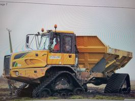 articulated dump truck Bell B30D 2007
