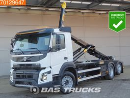 container truck Volvo FMX 430 6X2 Steering-Axle Dynamic-Steering Hyva 26-60-S FMX Unlimited-Edition 2019