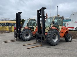 all terrain forklift Manitou M 30-4 4x4 2008