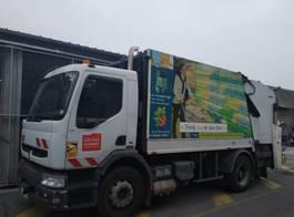 garbage truck Renault Premium 270 4x2 km stand 184.000 2002