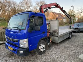 drop side truck Mercedes-Benz Fuso, Canter 2018