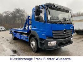 tow-recovery truck Mercedes-Benz Atego 1630,Abschleppwagen,erst15TKM,HU01/22 2019