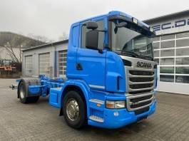 Fahrgestell LKW Scania G360 4x2 Fahrgestell für Tankwagen ADR FL & AT 2011