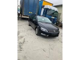 estate car Volkswagen Passat Variant Trendline BlueMotion 2014