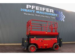 scissor lift wheeld Magni DS1418RT New And Available Directly From Stock, Di 2021