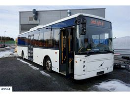 other buses Volvo B12 Vest 4x2 low-rise city bus with extra set of t 2006