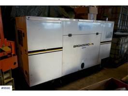 other construction machine Broadcrown Nogva diesel aggregate 400 / 230v. 60kVA 2005