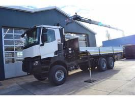 tipper truck > 7.5 t Renault K380 HEAVY.35 / TRUCK MOUNTED 2021