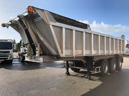 tipper semi trailer Benalu Semi-Reboque 2001