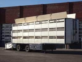 Viehauflieger Lako Knapen 3 Stock Livestock Trailer, NEW TUV/APK 1997