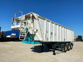 tipper semi trailer Benalu Semi-Reboque 2000