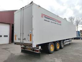 walking floor semi trailer GS Meppel OTI-120-2700 WALKINGFLOOR (O511) 2002