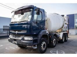 concrete mixer truck Renault Kerax 420 DCI + STETTER 2006