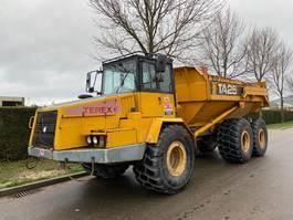 wheel dump truck Terex TA25 2004