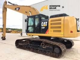 crawler excavator Caterpillar 330F Long Reach 2018