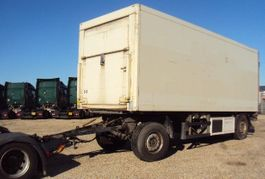 refrigerated trailer Schmitz Cargobull 2 achs Kühl Carrier durchlade luft Hebe 2 to 2009