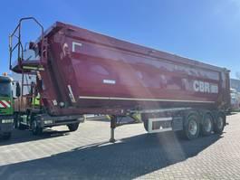 Kipper Auflieger Kempf Kempf Hardox tipper trailer 45m3 39A10 2015