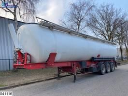 Futterauflieger SPITZER Silo / Bulk, 63000 Liter, 63 M3 1997
