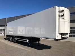 refrigerated semi trailer Pacton TBZ.233 / 2 as Steer-Liftas / Thermo King Reefer / Iso Box 12.5 mtr 2016