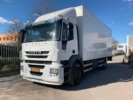 closed box truck Iveco STRALIS 310EEV LIKE NEW !!!!!!!!!!! 370.000 KM 2010