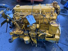 engine equipment Perkins 6 cilinder
