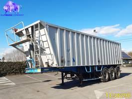 tipper semi trailer Stas 50M³ Tipper 1996