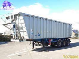 tipper semi trailer Stas 50M³ Tipper 1995