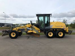 grader New Holland F106.6A with CE-certification 2007