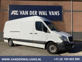 closed lcv Mercedes-Benz Sprinter 316CDI 432 L3H2 Maxi Airco, camera, 3-zits 2016