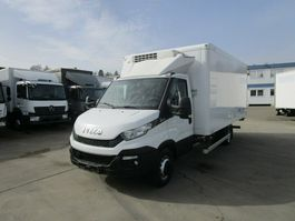 refrigerated van Iveco Daily 70 C 17 Kühlkoffer 4,7 m LBW 1T*THERMOKING 2015